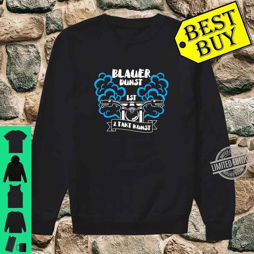 2 Takt Kunst Ostmoped Spruch S51 DDR Motorrad Geschenk 50ccm Shirt sweater