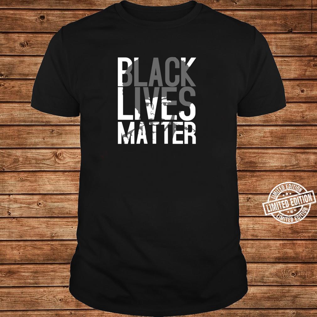 Black Lives Matter Schwarzer Stolz Friedlicher Protest Shirt long sleeved