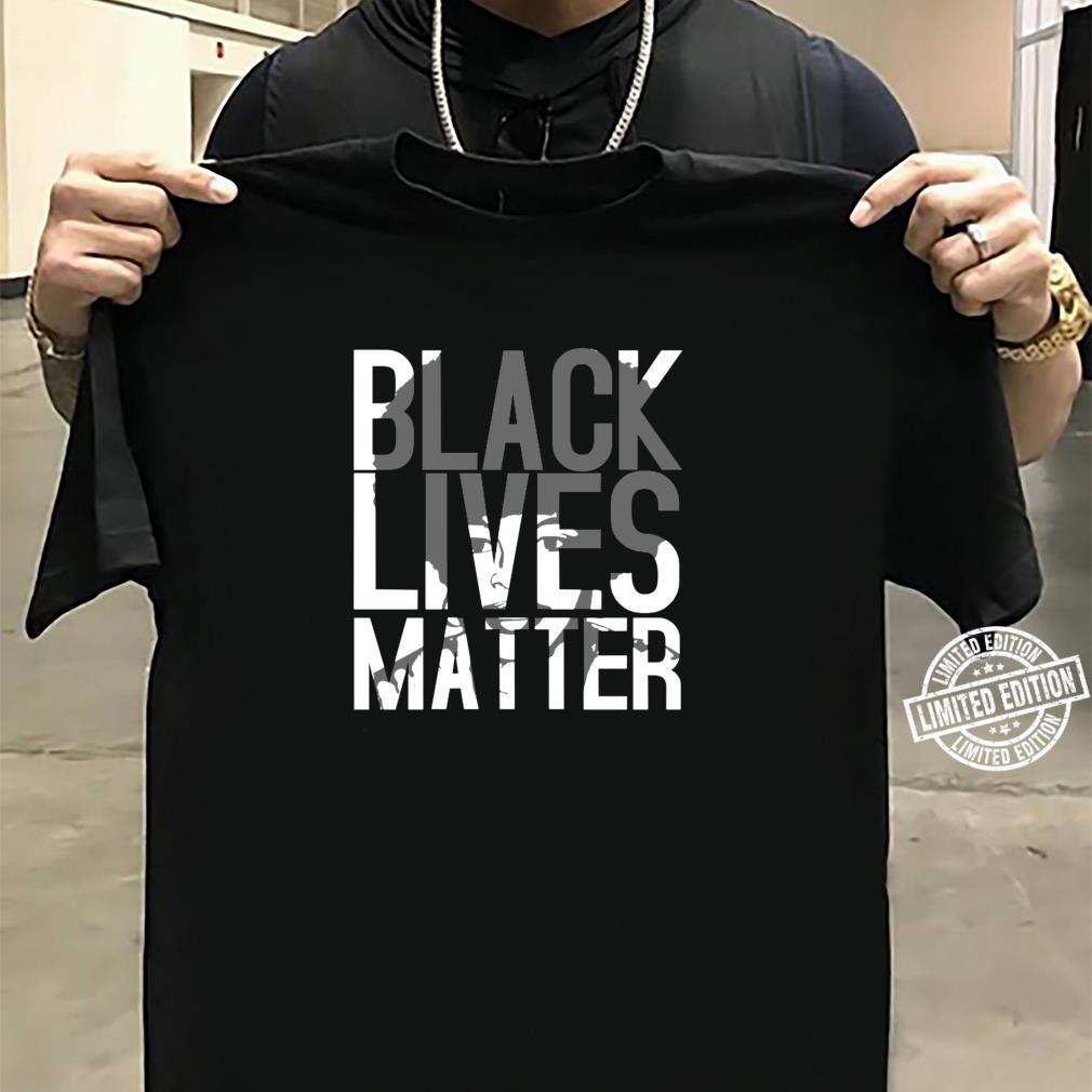 Black Lives Matter Schwarzer Stolz Friedlicher Protest Shirt sweater