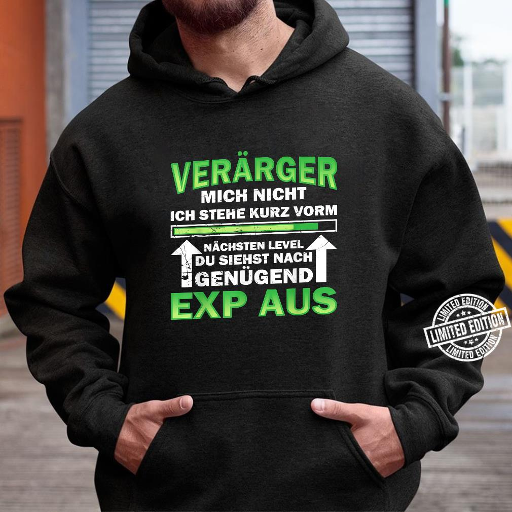 Lustig Headset Tastatur Controller Spiel Zocker Spruch Shirt hoodie